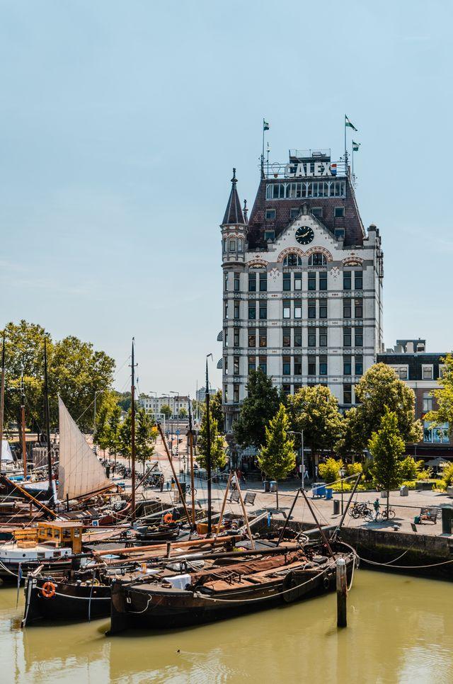 Witte Huis Rotterdam Zuid-Holland Nederland