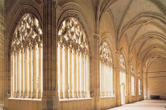 Klooster Segovia Spanje