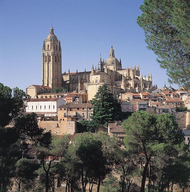 Segovia Spanje