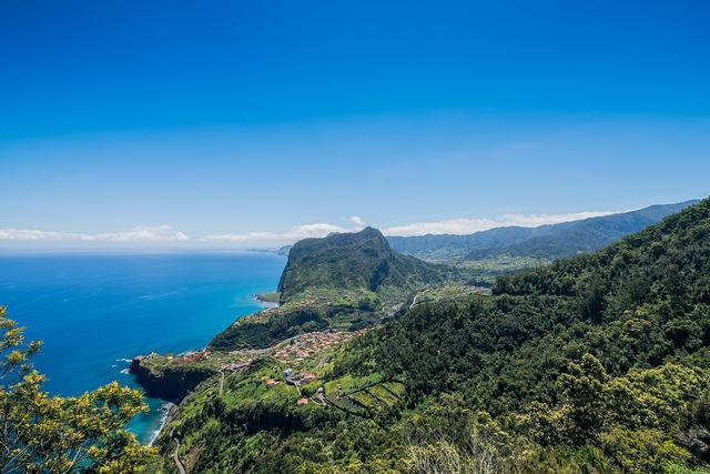 Portugal Madeira Santana Faial