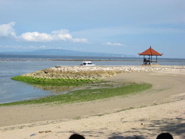 Sanur strand Bali Indonesië