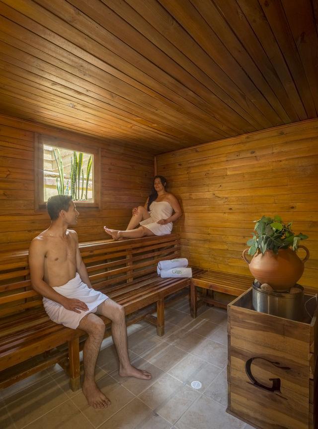 Rondreis Colombia Ricaurte Villa de Leyva Getsemani sauna