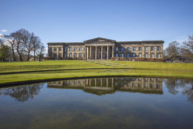 Galerij moderne kunst Schotland