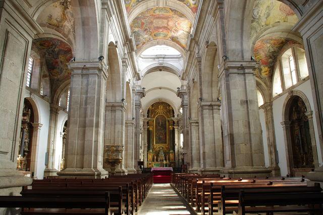 Sé de Lamego Noord-Portugal