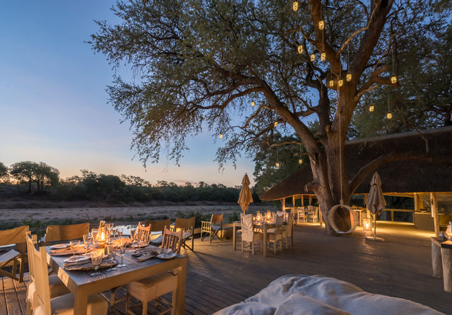 Rondreis Zuid-Afrika Simbavati River Lodge