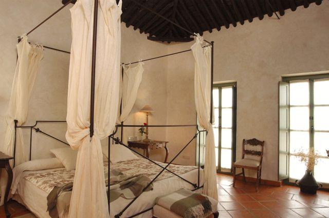 Molino del Arco Ronda slaapkamer