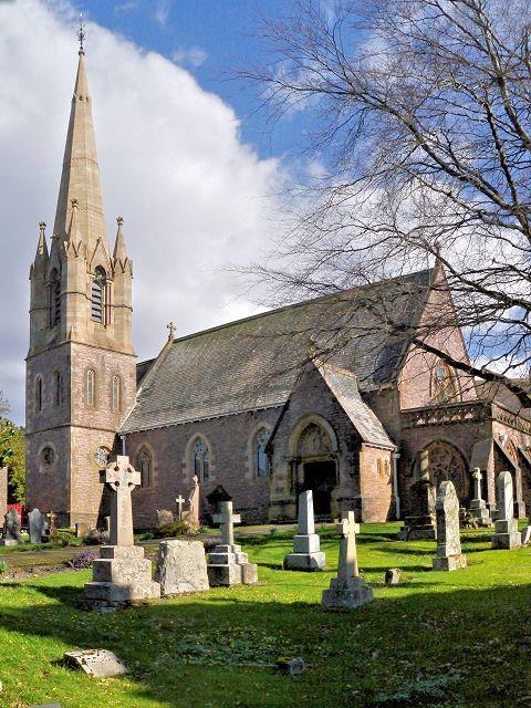 Kerk St. Andrews Schotland