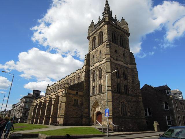 Kerk Abdij Perth Schotland