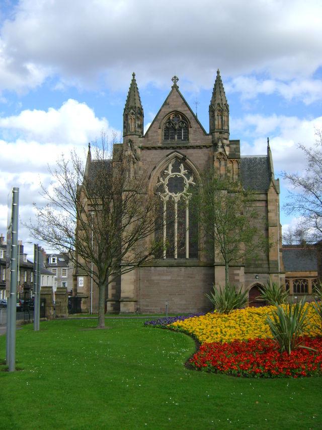 Kathedraal Ninians Perth Schotland