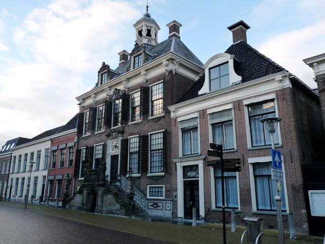 Stadhuis Sneek Friesland