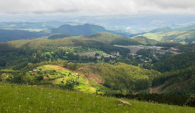 rondreis zuid-afrika Swaziland natuur