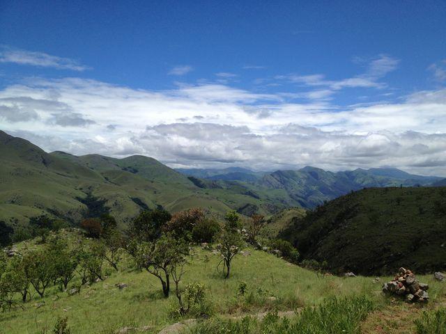 rondreis zuid-afrika swaziland landschap