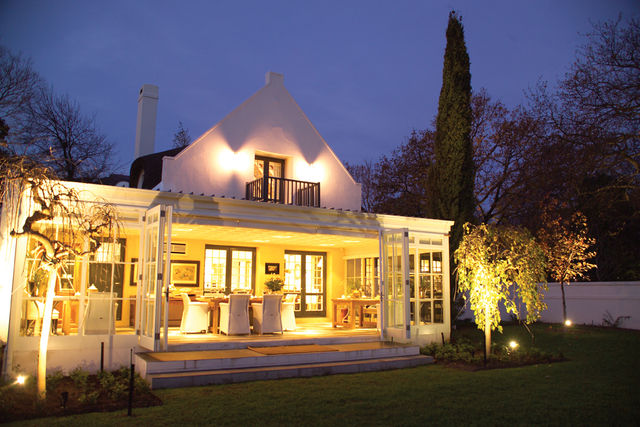 Luxe rondreis: Grande Provence The Owners Cottage
