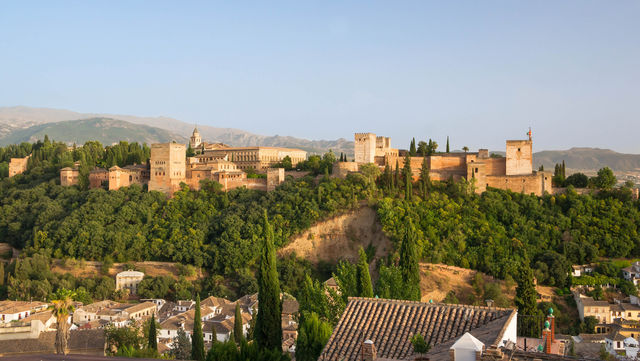 Rondreis Andalusië verblijf in sfeerhotels - Spanje | AmbianceTravel