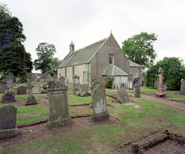 Kerk Tibbermore church Perth Schotland