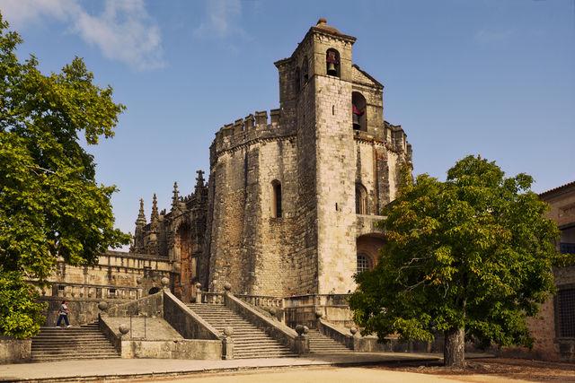 Convento de Cristo Tomar Beiras Portugal