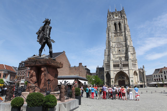 Ambiorix Basiliek Tongeren Limburg België