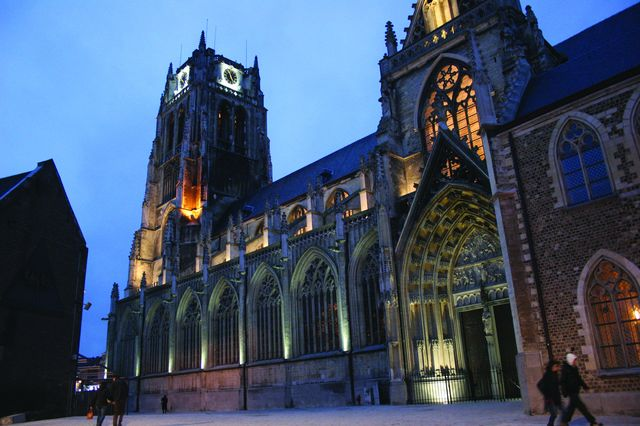Basiliek Tongeren Limburg België