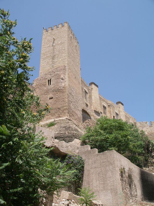 Kasteel Suda de Tortosa Spanje