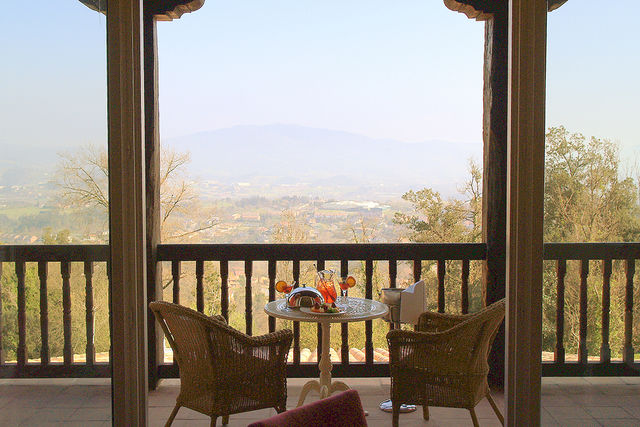 Palacio Urgoiti Mungia balkon