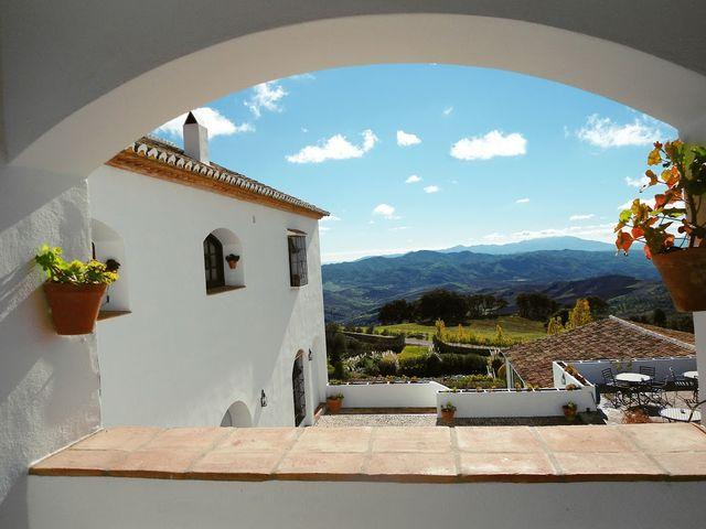 Fuente de Sol Antequera uitzicht