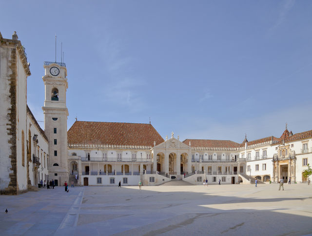 Universiteit Coimbra Portugal