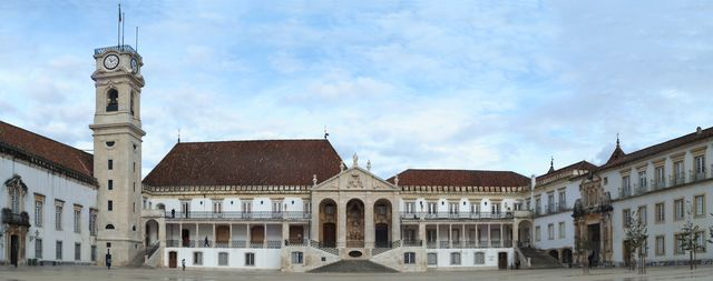 Universidade de Coimbra Portugal