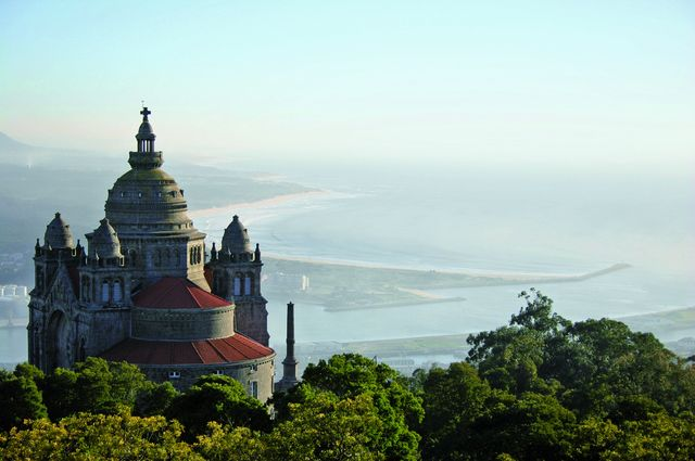 Viana do Castelo Noord-Portugal