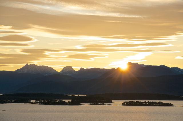 Molde Møre og Romsdal Noorwegen