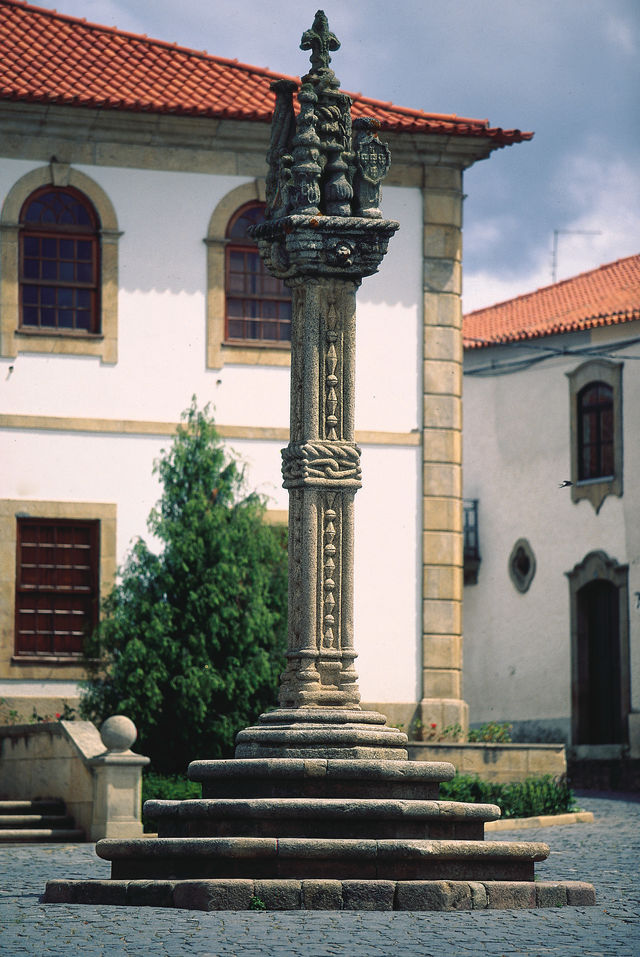 Vila Nova de Foz Coa Noord-Portugal