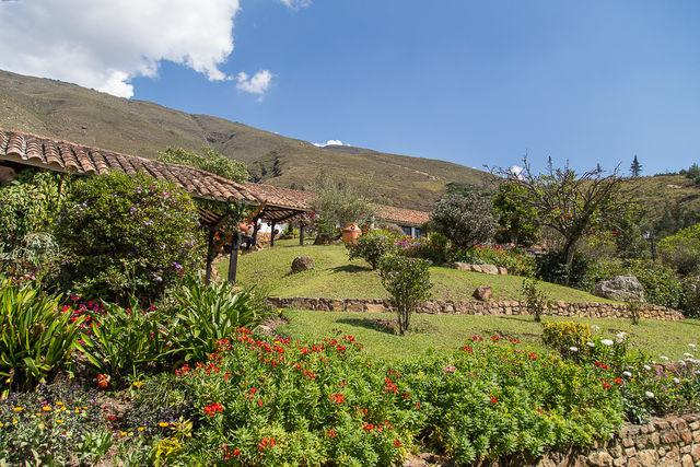 Rondreis Colombia Ricaurte Villa de Leyva een hotel in de buurt