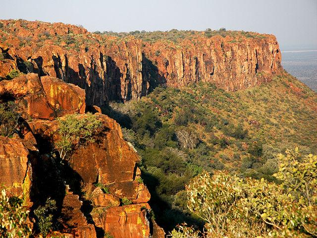 Rondreis Namibie Waterberg Plateau