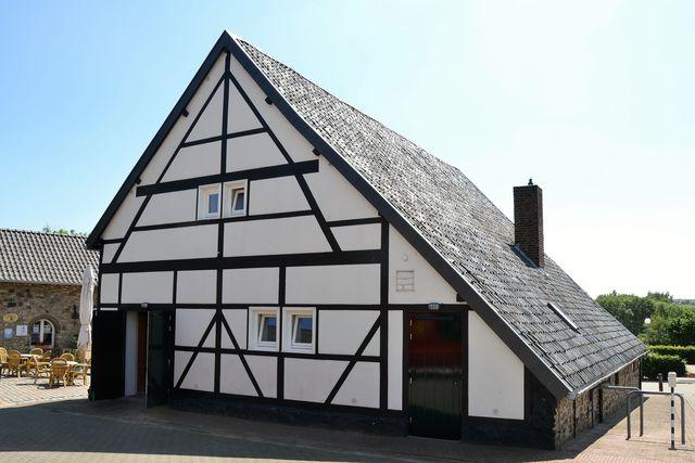 Vakwerkhuis Zuid-Limburg Nederland