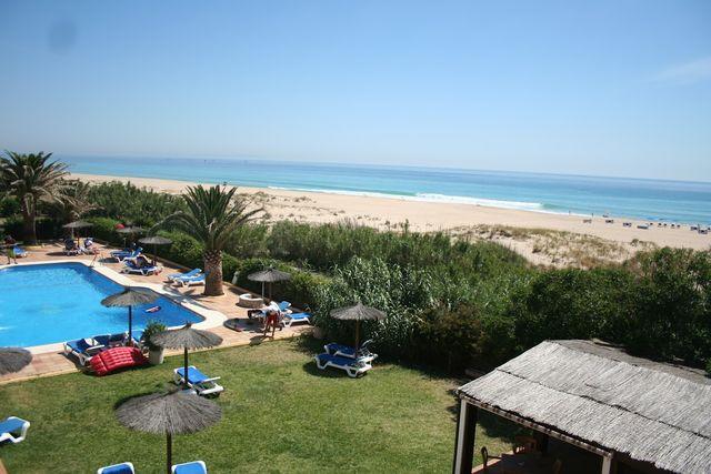 Antonio Zahara de los Atunes zwembad strand