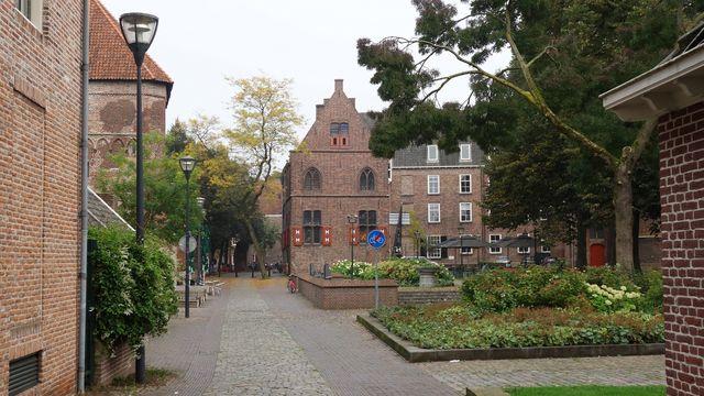 Monument Zwolle Overijssel Nederland