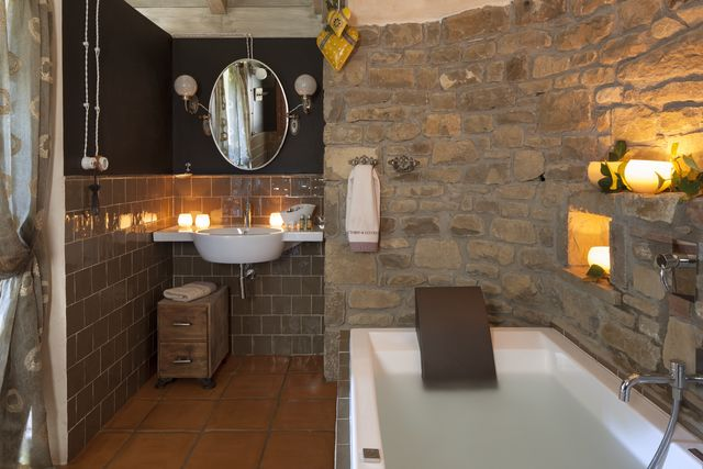 Barosse Baros Huesca badkamer