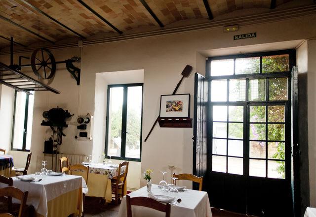 Molino la Nava Montoro restaurant