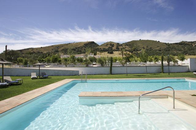 Molino del Arco Ronda zwembad