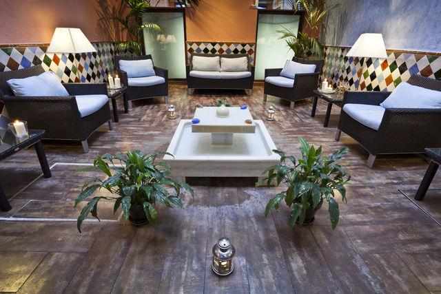 Suites Gran Vía 44 Granada zithoek