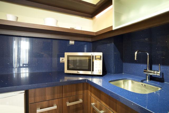 Suites Gran Vía 44 Granada aanrecht