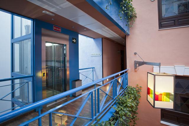 Suites Gran Vía 44 Granada overloop