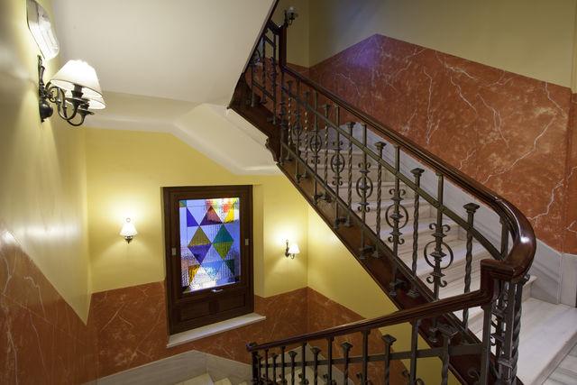 Suites Gran Vía 44 Granada trappenhuis