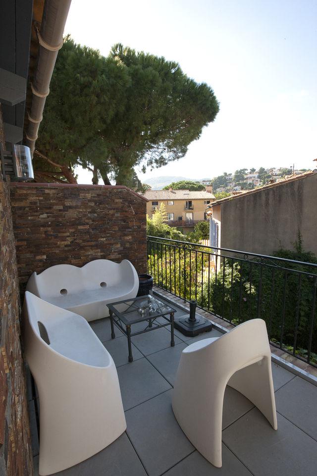 Casa Païral Collioure balkon