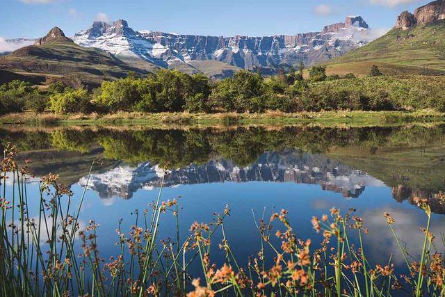 Rondreis Zuid-Afrika Drakensbergen Amphi Theateer
