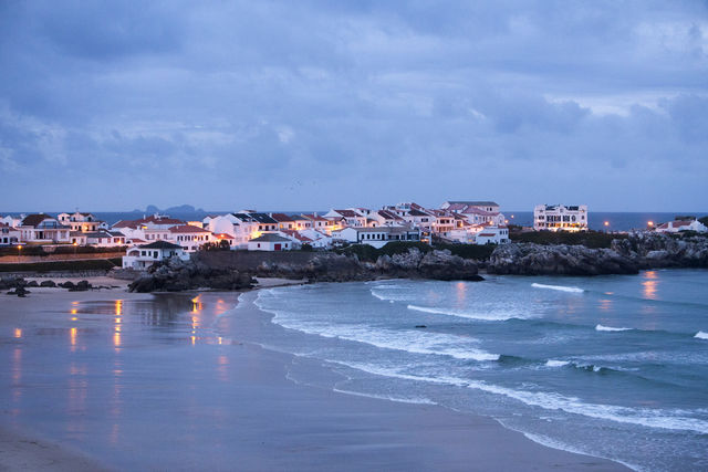 Baleal Strand Beiras Portugal