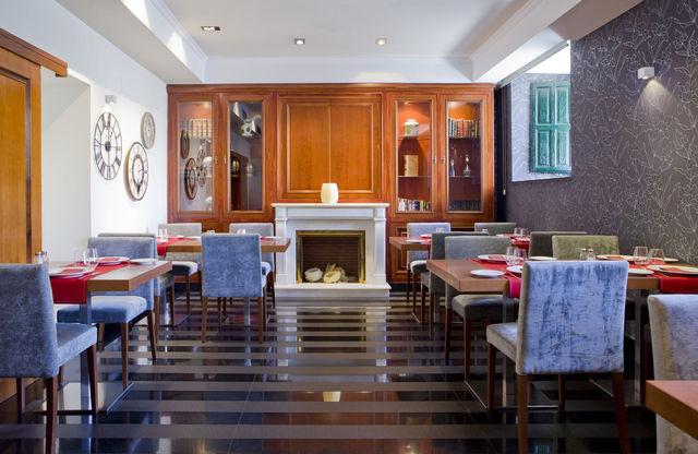 Palacio San Martin Madrid restaurant