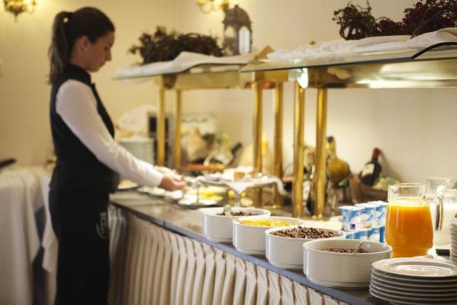 Villa Jerez Jerez de la Frontera ontbijt