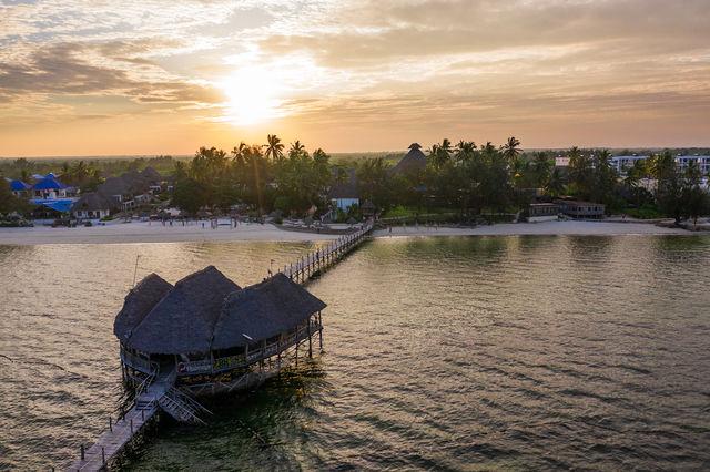 Rondreis Tanzania Reef and Beach Resort Zanzibar