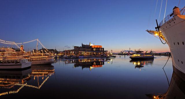 Haven Göteborg Zweden