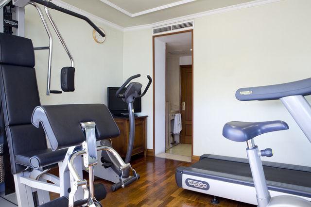 Palacio San Martin Madrid gym